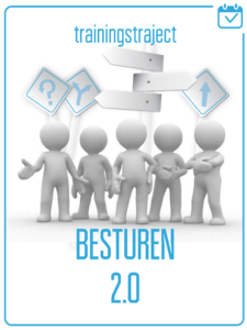 'BESTUREN 2.O' Bijeenkomst 2 @ Online