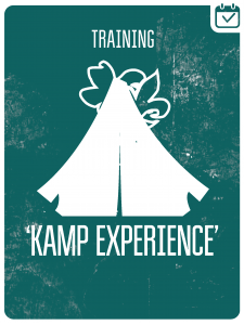 KAMP EXPERIENCE - DEEL I @ Limburg (en omstreken)