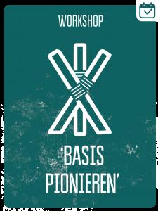 WORKSHOP PIONIEREN BASIS @ omgeving Roermond