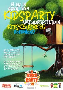 KIDSPARTY @ Speeltuin Kitskensberg