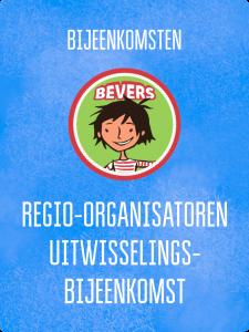 UITWISSELING REGIO-ORGANISATOREN BEVERS @ Kantoor Scouting Limburg