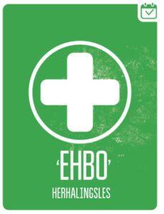ONLINE HERHALINGSLES EHBO @ Online