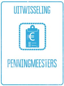 UITWISSELING PENNINGMEESTERS @ Scouting René Höppener