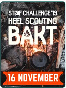 ST@F CHALLENGE @ Scouting Susteren - buitenlocatie