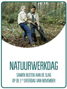 NATUURWERKDAG @ Verschillende locaties in Limburg