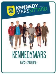 KENNEDY-MARS (80km)+SWENTIBOLD-MARS (40km)+MINI-MARS (10km) @ Markt, Sittard