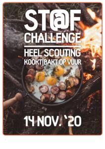 ST@F CHALLENGE @ Scouting René Höppener