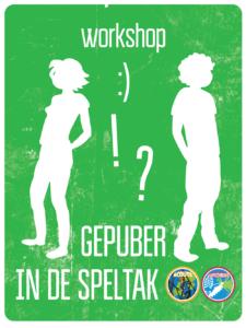 GEPUBER IN DE SPELTAK - ZUID @ Scouting Limburg Sittard